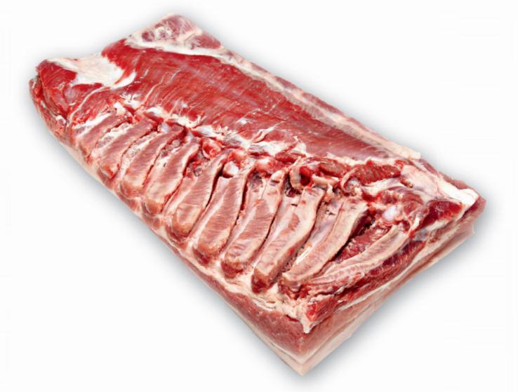 Грудина свиная охлажденная