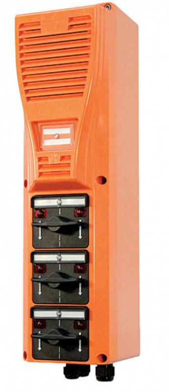 Купить Цифровые всепогодные переговорные устройства новой серии DAx05 и DAx15