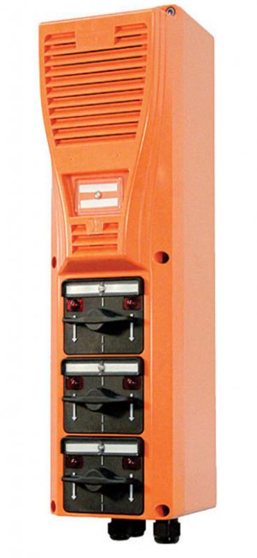Купить Цифровые взрывозащищенные переговорные устройства новой серии DX 005 и DX 015