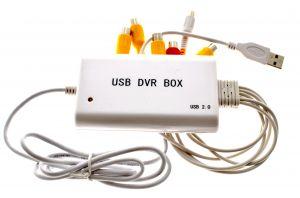 Видеорегистратор ZVision USB DVR104А