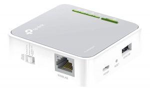 Портативний 3G/4G бездротовий 802.11n маршрутизатор TP-Link TL-MR3020