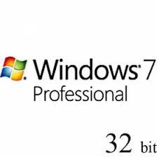 Операционная система Microsoft Windows 7 SP1 32-bit RU