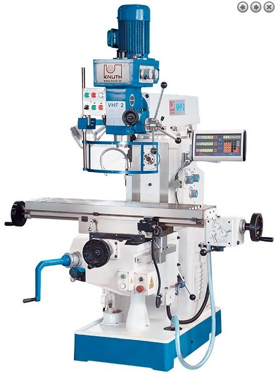 Buy Universal milling machine-2 VHF