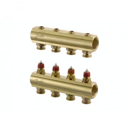 FHF-4 коллектор 4+4, без ротаметров 088U0504