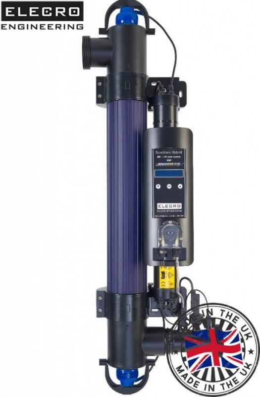 Купить Ультрафиолетовая установка Elecro Spectrum Hybrid UV+HO SH-55 55Вт