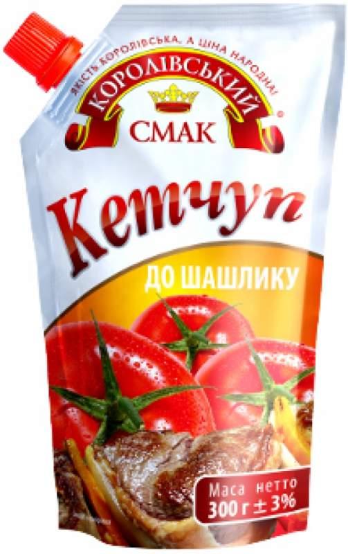Купить Кетчуп до шашлику (к шашлыку) 360 г