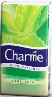Buy Handkerchiefs Charme Aloe-Vera Eco