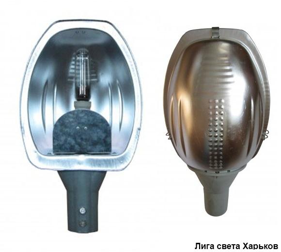 Cветильник серии Cobra 790 ЖКУ 70