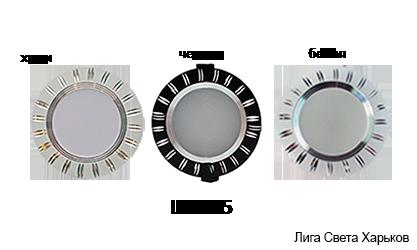 Панель LED Lemanso 5W 400LM 4500K белая/LM485
