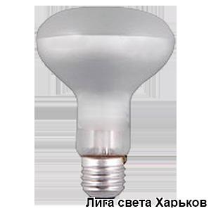 Лампа Lemanso R63 60W матовая