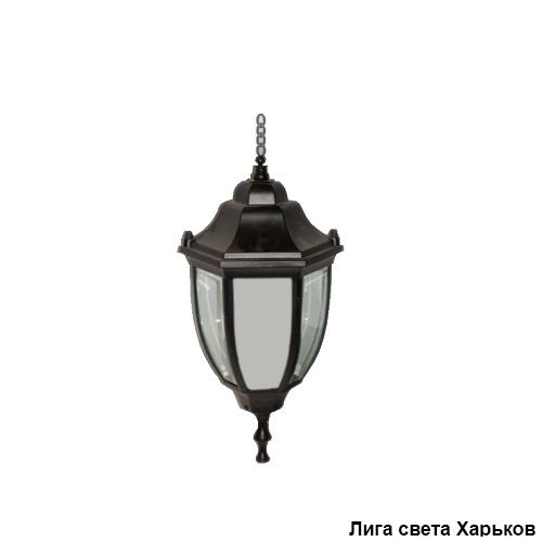 Садово-парковый светильник Lemanso PL5105 черный на цепочке