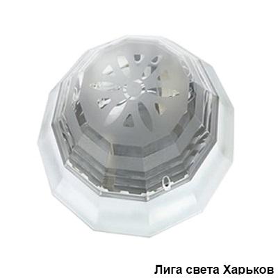 Светильник двенадцатигранник Pirlanta 35 2хЕ27 белый РА-519