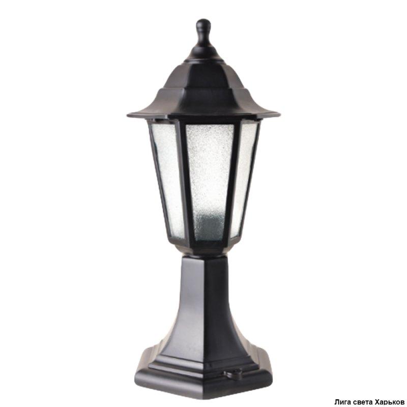 Светильник Кантри НГ 06 матовое стекло/черный