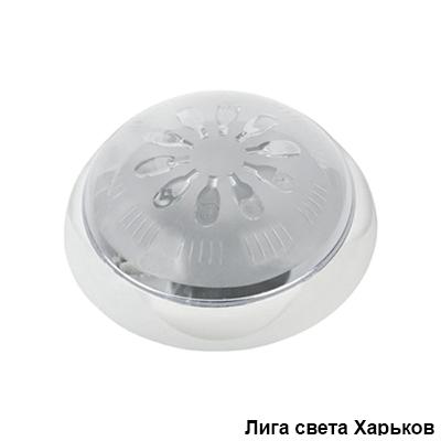 Светильник лепесток DoLunay 2хЕ27 белый РА-508