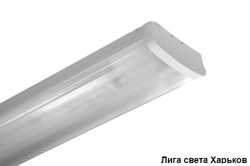 Светильник люминесцентный ЛПО 16У-236-020 Ореол 20