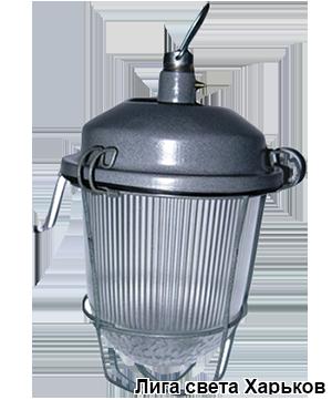 Светильник НСП 02-100-012 с решеткой