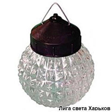 Светильник подвесной НСП 03х60 Еж