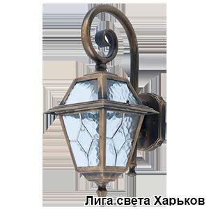 Светильник садово-парковый QMT 1367-A Faro I