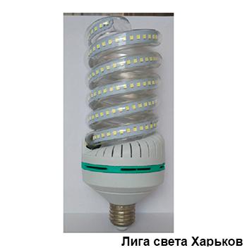 Светодиодная лампа Е27 30Вт 5000К Optima