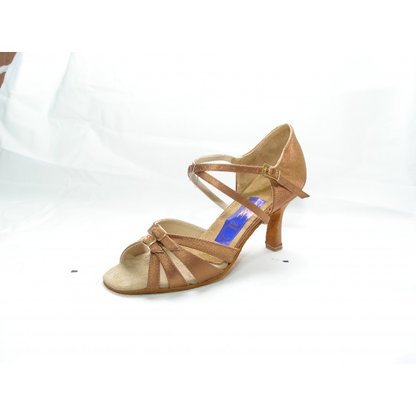 Обувь женская для латинских танцев Юниоры Модель Л-27