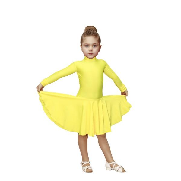 Рейтинговое платье (бейсик) Модель 500