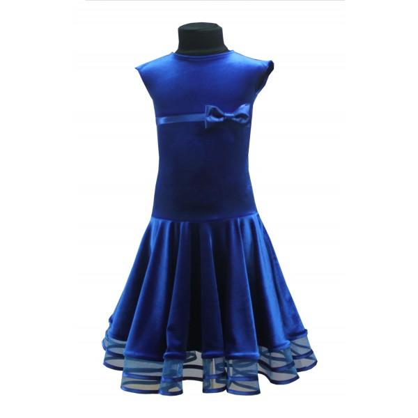 Рейтинговое платье (бейсик) Модель 507