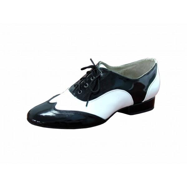Обувь мужская для танцев стандарт Модель МС-13