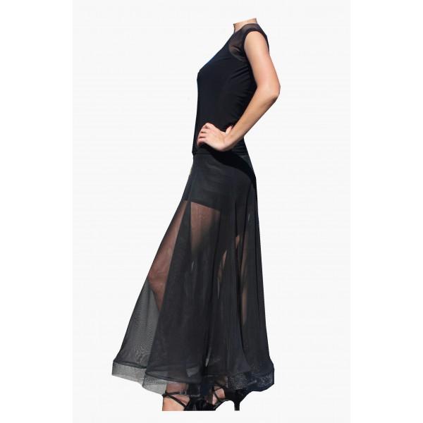 Skirt Model 2022, training for the dances S