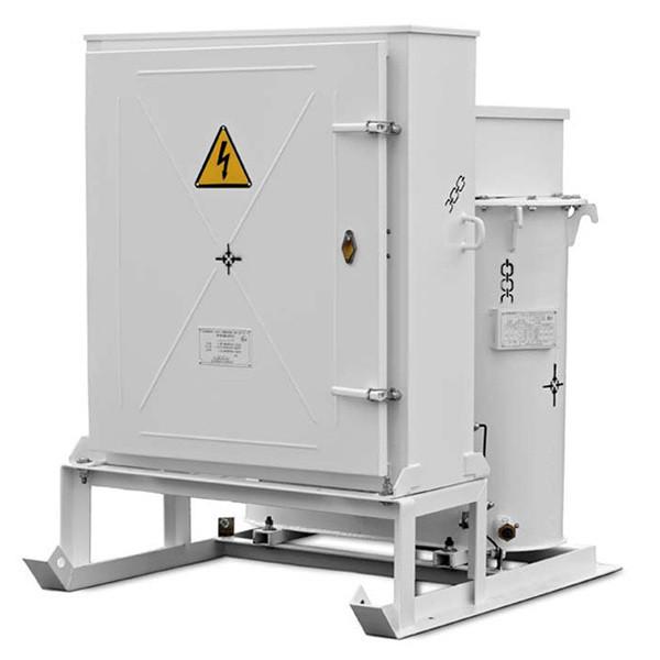 Трансформаторная подстанция КТПОБ-63 кВА 0,38 кВ для прогрева бетона