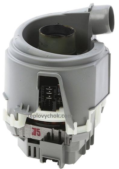 Насос с тэном для посудомоечной машины Bosch (Бош)/ Siemens (Сименс) 651956