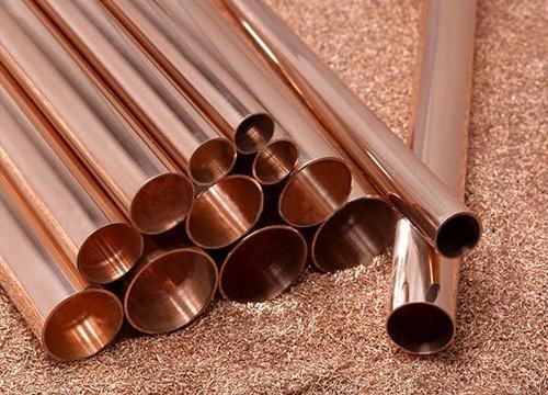 Buy Plumbing copper pipe EN 1057 Soft