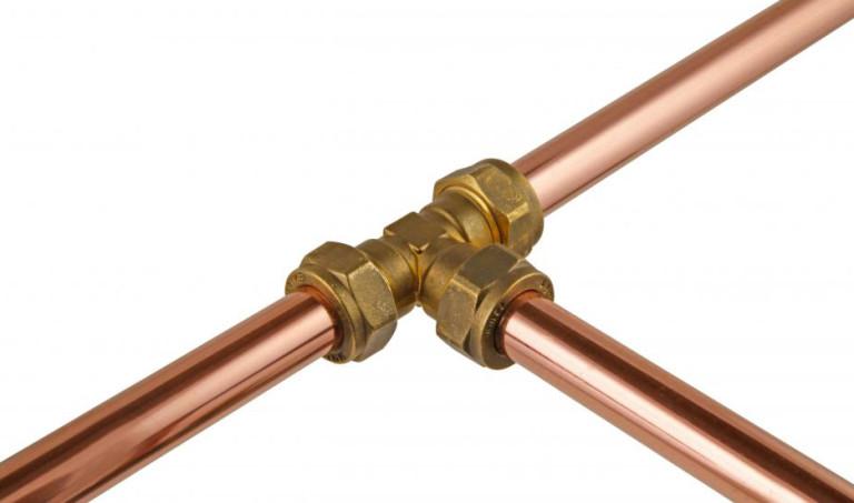 Buy Plumbing copper pipe EN 1057 Hard