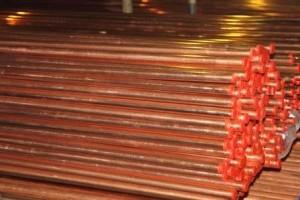 Buy Copper pipe EN 1057 Mild Bay 115 kg