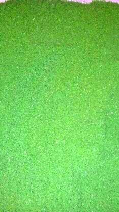 Аквагрунт салатовый
