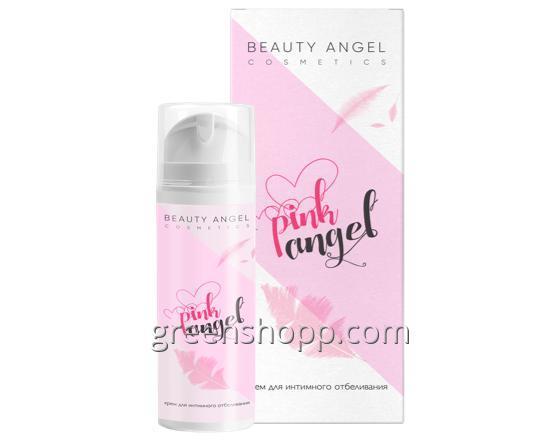 Купить Отбеливающий крем для интимных зон Pink Angel Пинк Энджел