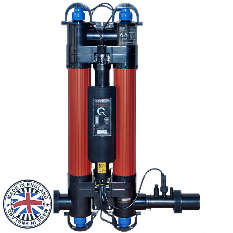 Ультрафиолетовая установка Elecro Quantum Q-130 110Вт с индикатором срока службы ламп