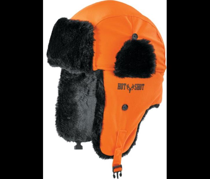 Купить Шапка охотничья теплая Jacob Ash Sabre Brushed Tricot Trapper