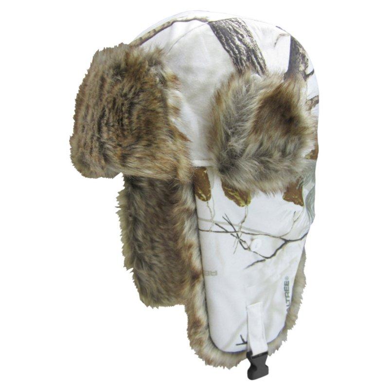 Шапка охотничья теплая Jacob Ash Sabre Brushed Tricot Trapper