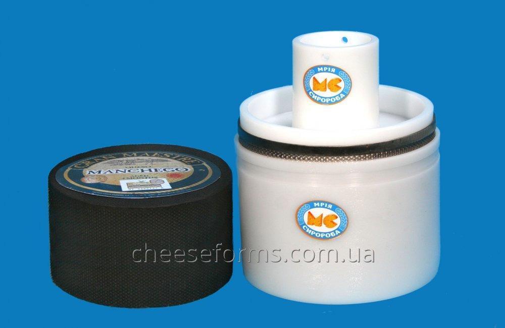 """Формы для сыра твёрдого до 5 кг. типа """"Manchego""""."""