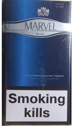 Сигареты Марвел слимс 4