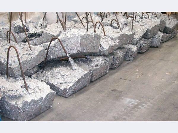 Buy zinc bottom dross