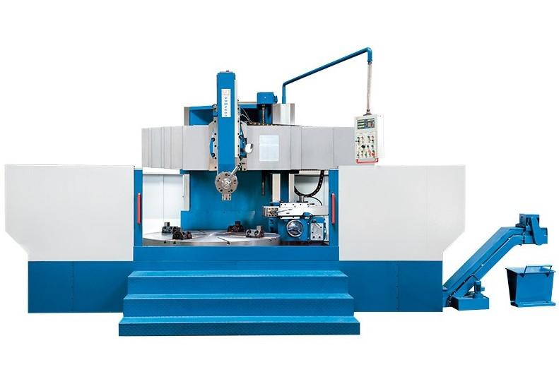 Купить Вертикальный токарный станок - VDM 1250 S