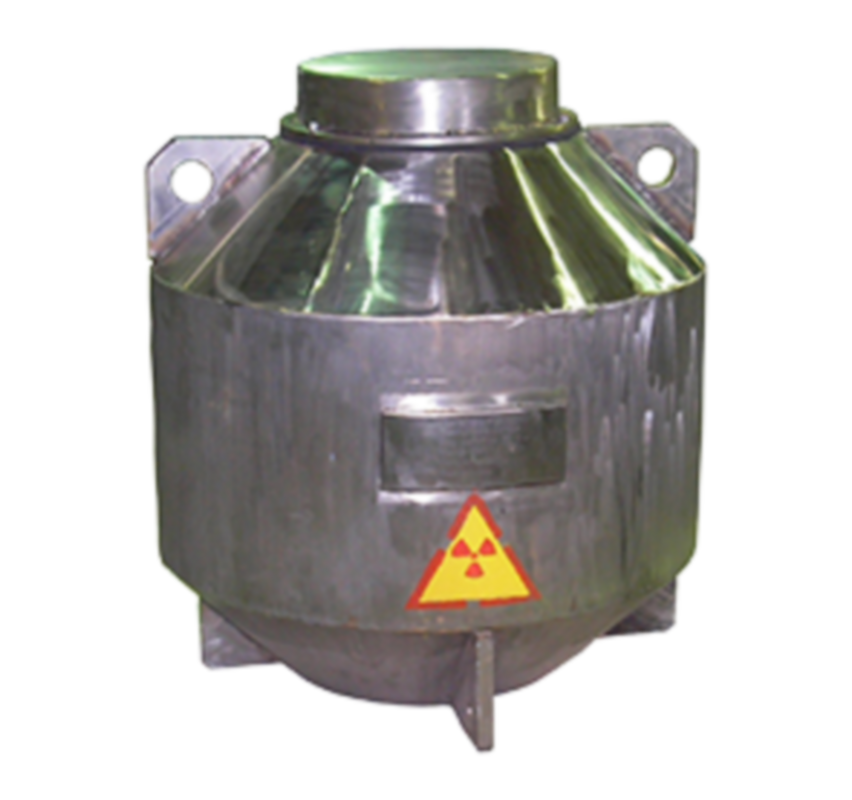 Buy Containers for transportation and temporary storage of toxic waste 1 and 2 groups.