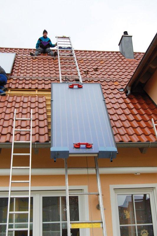 Construction cargo GEDA elevators (Solarlift, Slopelift
