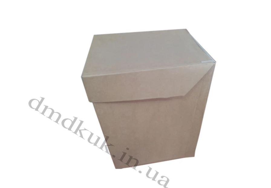 Архівний короб, вертикальний 210х270х380