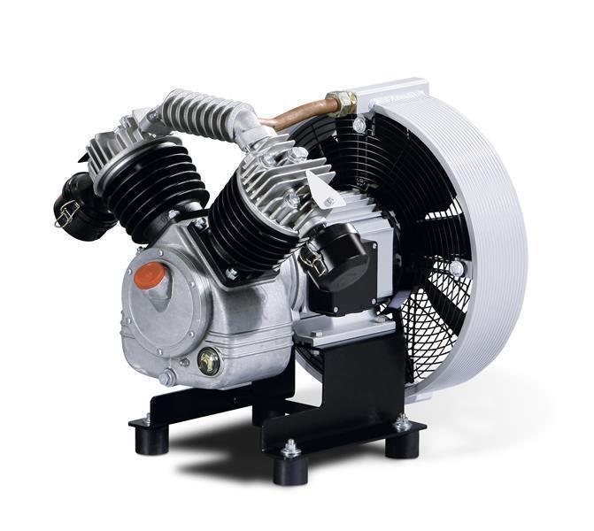 Поршневой компрессорный агрегат Kaeser Eurocomp EPC 1100-G (до 770 л/мин)