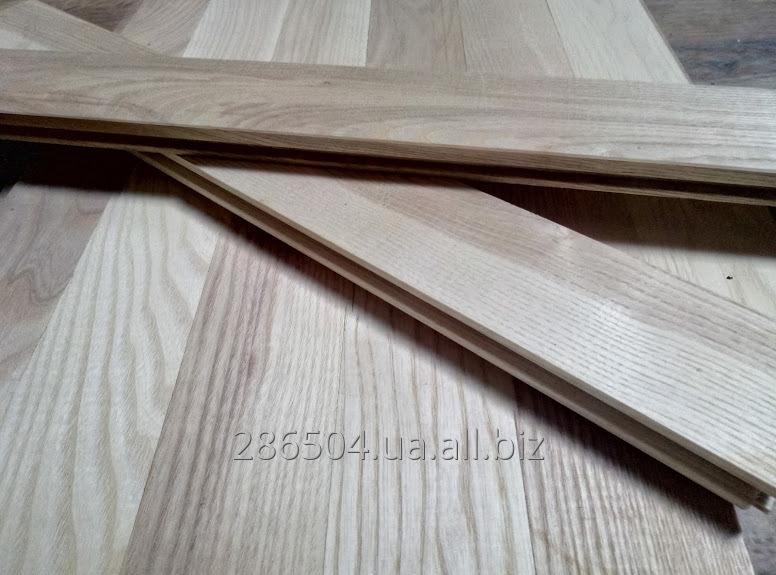 Parquet from an ash-tree