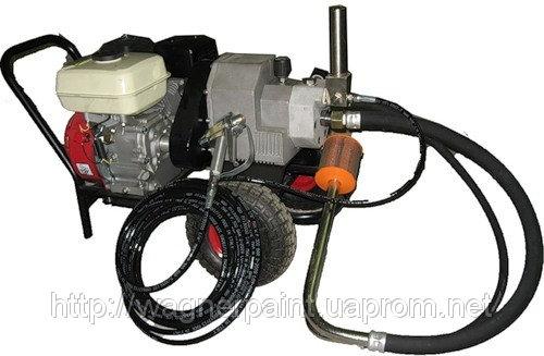 Окрасочное оборудование покрасочные агрегаты высокого давления АВД 7000