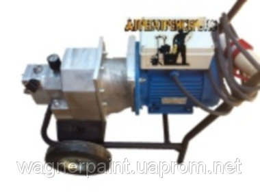 Агрегат окрасочный Вагнер 7000 АВД 380 вольт