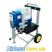 Окрасочный агрегат высокого давления Airless 6880 шпатлевка и огнезащита